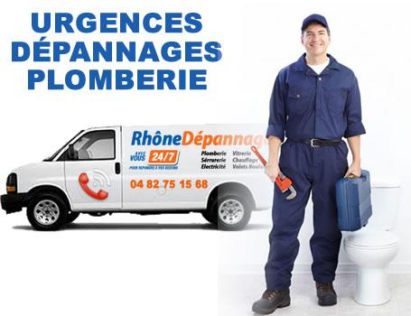 PLOMBIER Lyon